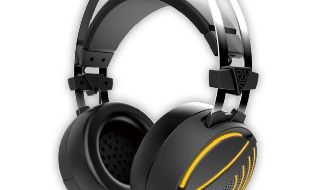 GAMDIAS Releases The HEBE Series Gaming Headsets