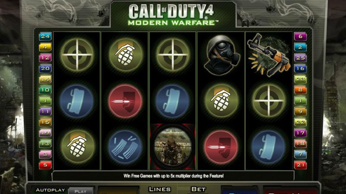 Gaming Slot Machine GP 1