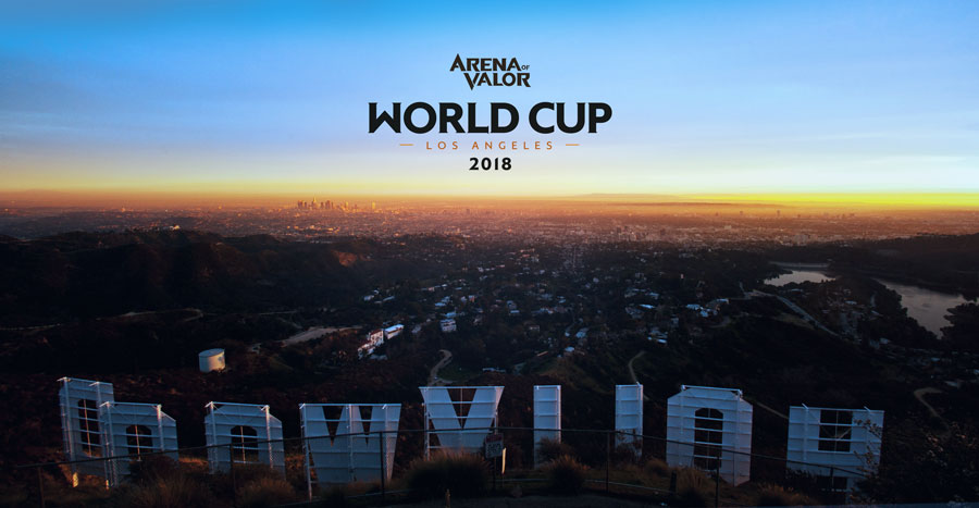 World's Top AOV Teams Gather in Asia to Compete for $600K