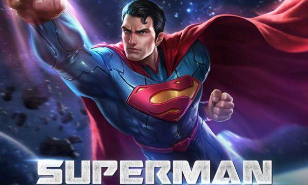 Garena AOV: Superman Lands on the Valiant Server