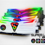 GeIL Extends Super Luce RGB SYNC Memory Compatibility