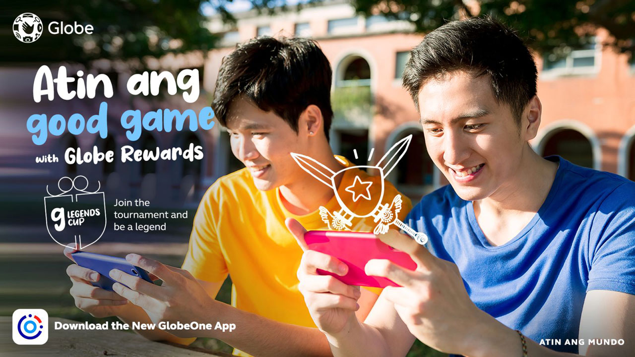 Globe's G Legends Cup: Gaming with Compassion