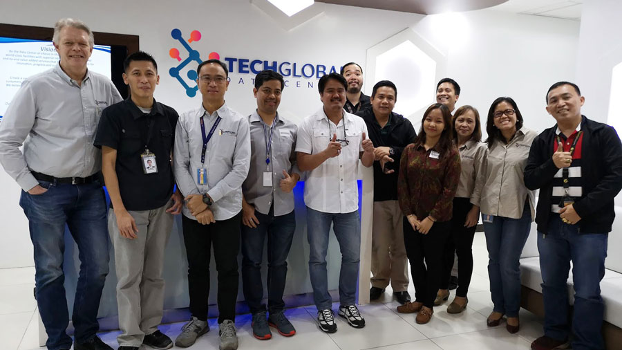 Globe Partners with TechZone For Gaming Data Centers
