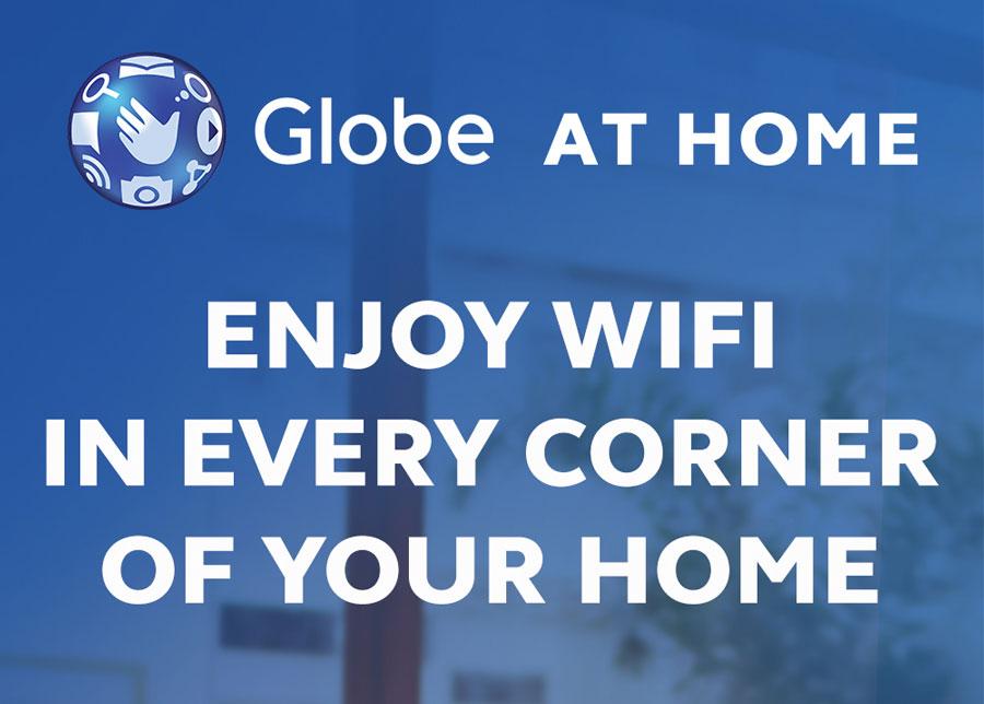 Globe Wants you to Eliminate WiFi Dead Spots with WiFi Mesh