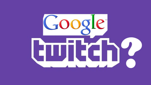 Google-Twitch-Rumor