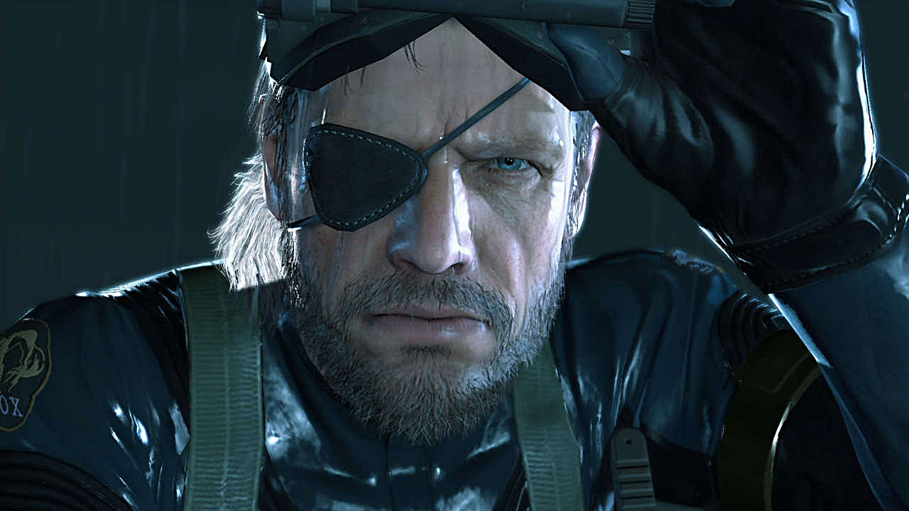 Metal Gear Ends with Phantom Pain, Says Kojima