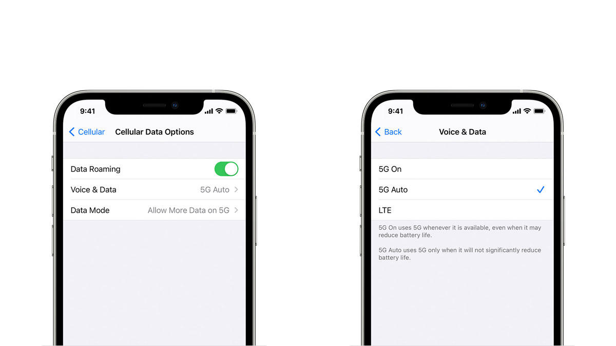 How to Check 5G Support GP 4