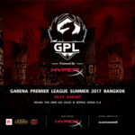 HyperXJoin Forces with GPL Summer 2017