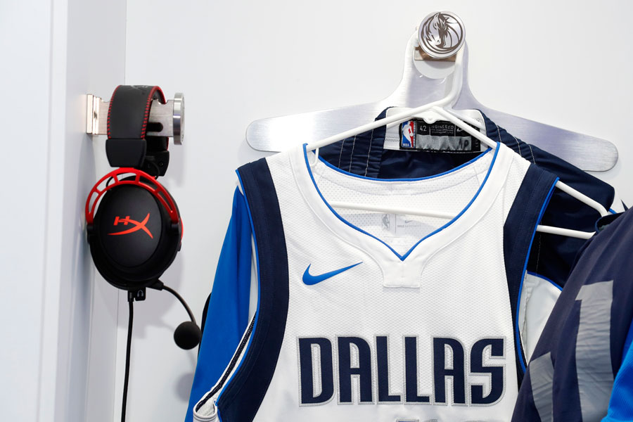 HyperX Now the Official Gaming Headset Partner of the Dallas Mavericks