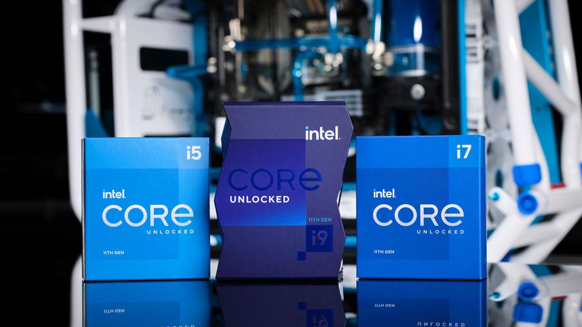 "Intel Finally Unveils 11th Gen ""Rocket Lake-S"" CPUs"
