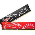 Kingmax Releases The Zeus Dragon DDR4 Memory Kit