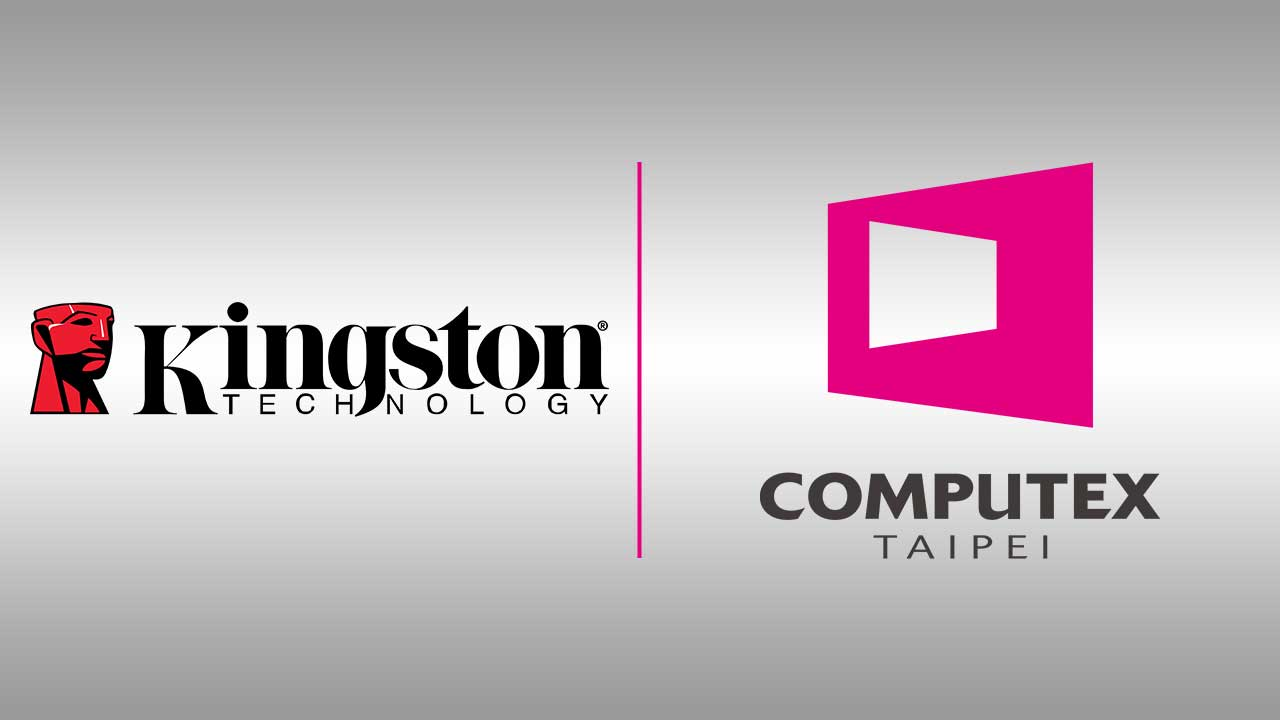 Kingston Technology: Innovation Tech Flash Computex 2021 Special