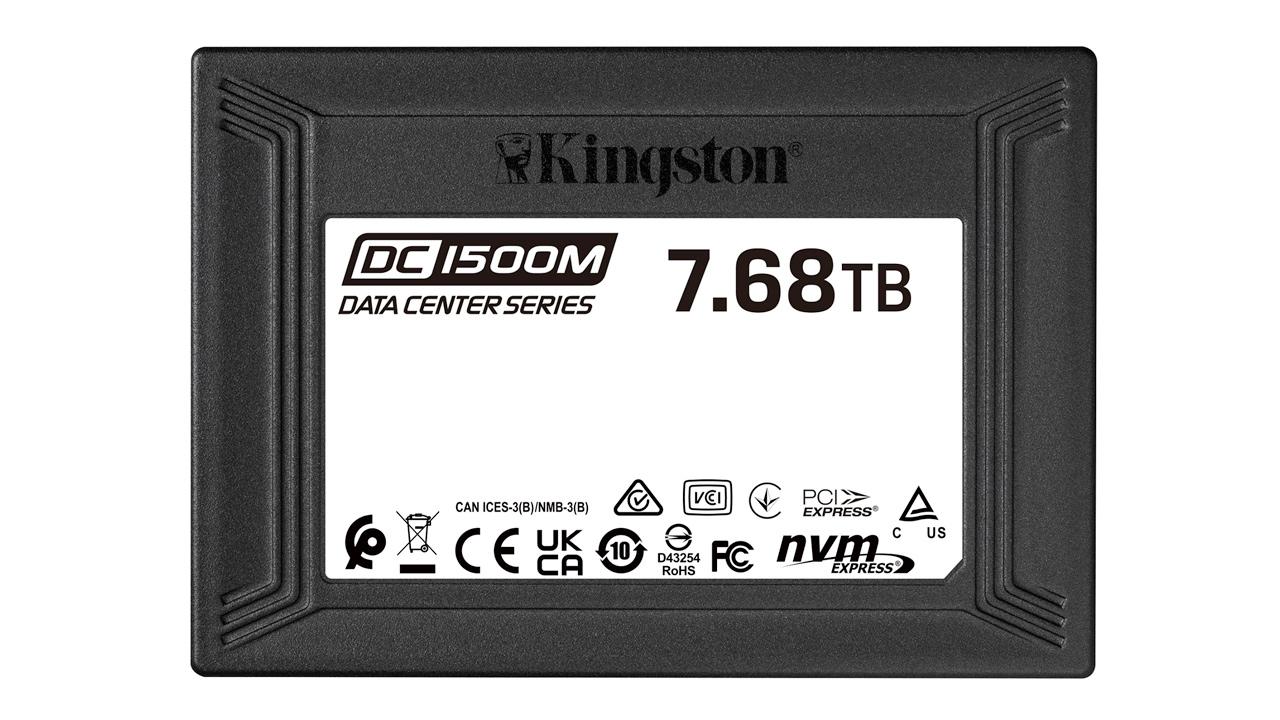 Kingston Ships DC1500M Data Center SSD