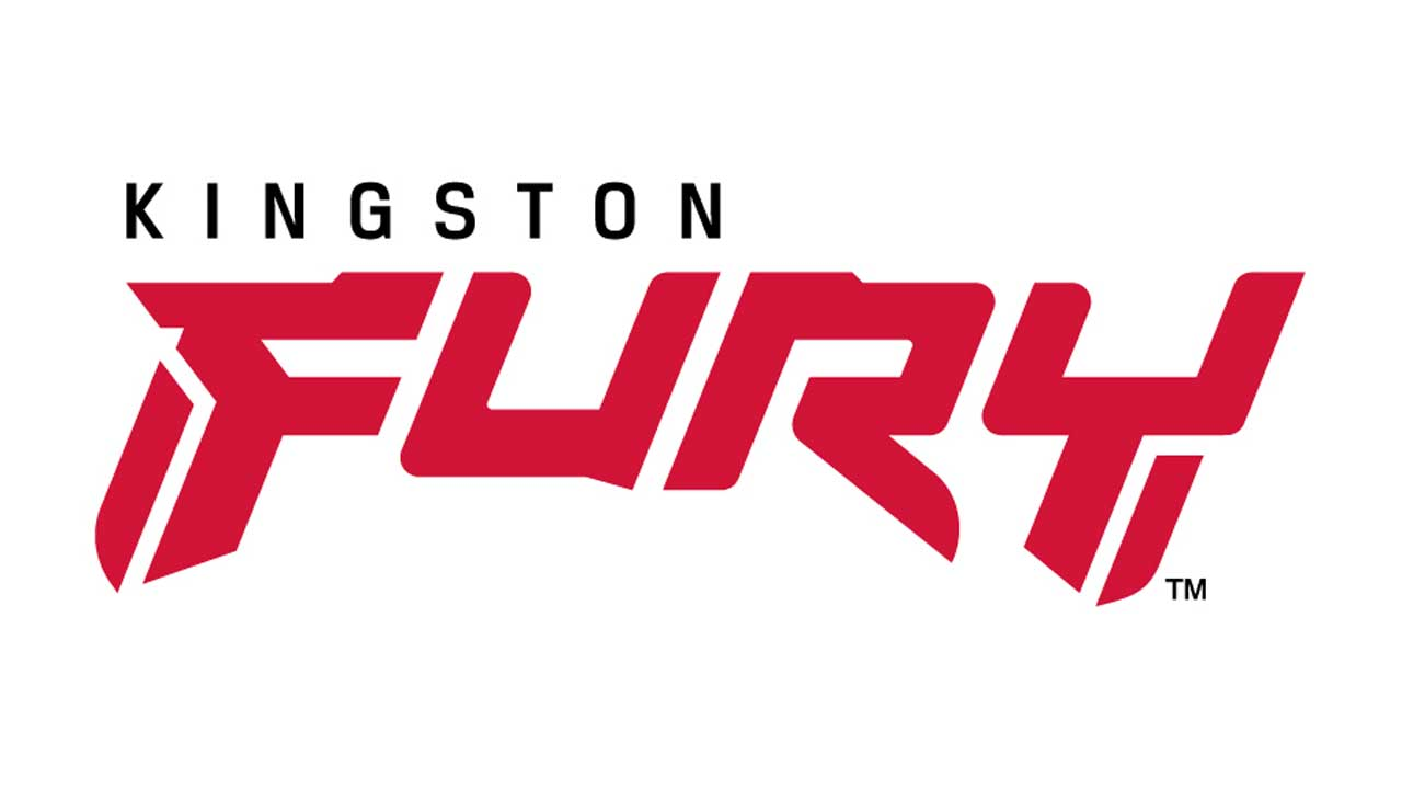 Kingston Releases FURY: New High-Performance, Enthusiast and Gaming Brand