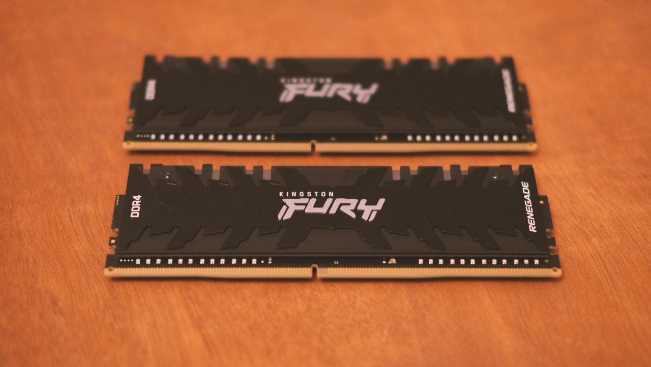 Kingston Fury Renegade 4600MHz 3