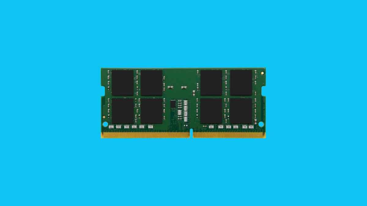 Kingston Ships KCP Series Performance Driven High Capacity DDR4 Memory