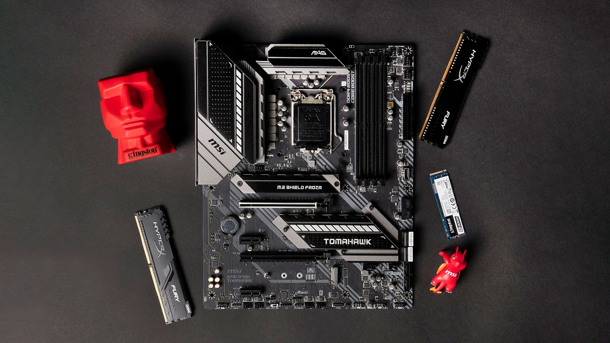 Kingston and MSI Partner Up for 2020 Holiday Promos
