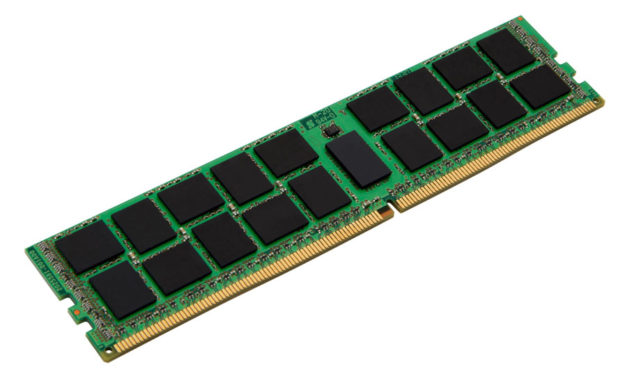 Kingston's Server Premier DDR4 2666 DIMMS Receives Validation
