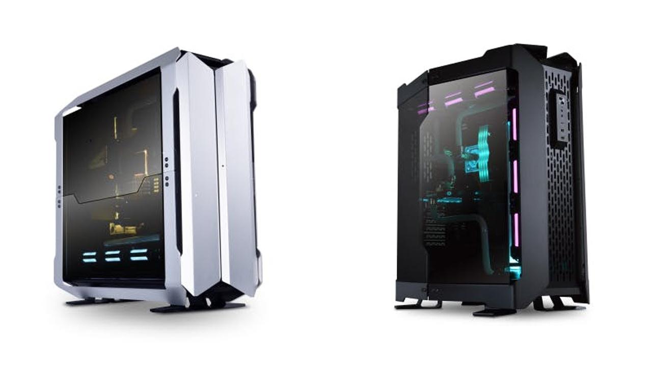 LIAN LI Releases 3-in-1 All Aluminum Full Tower ODYSSEY X