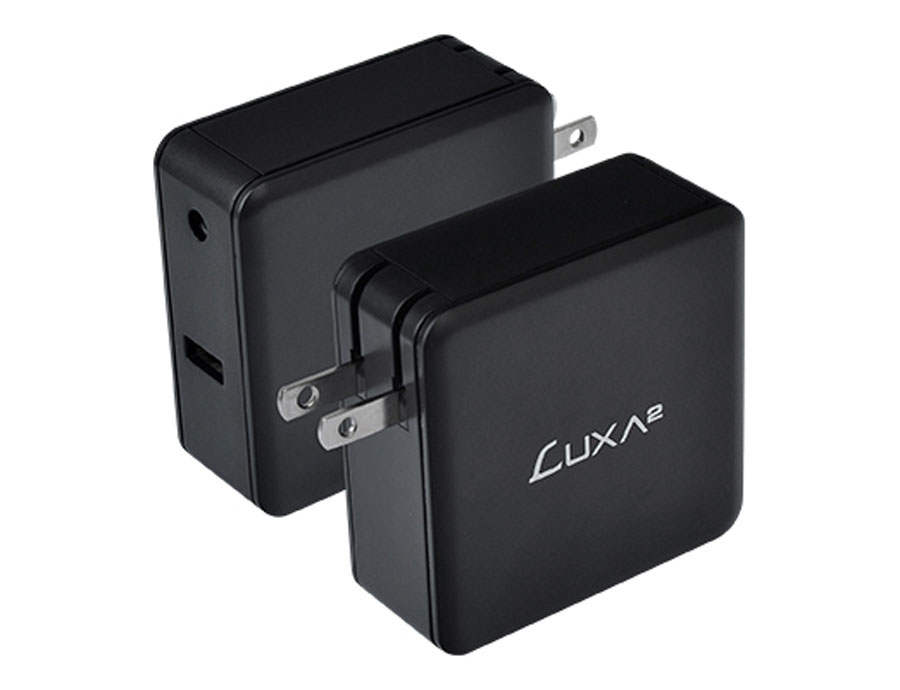 LUXA2 Introduces the EnerG Bar 65W Wall Type Universal Notebook Charger