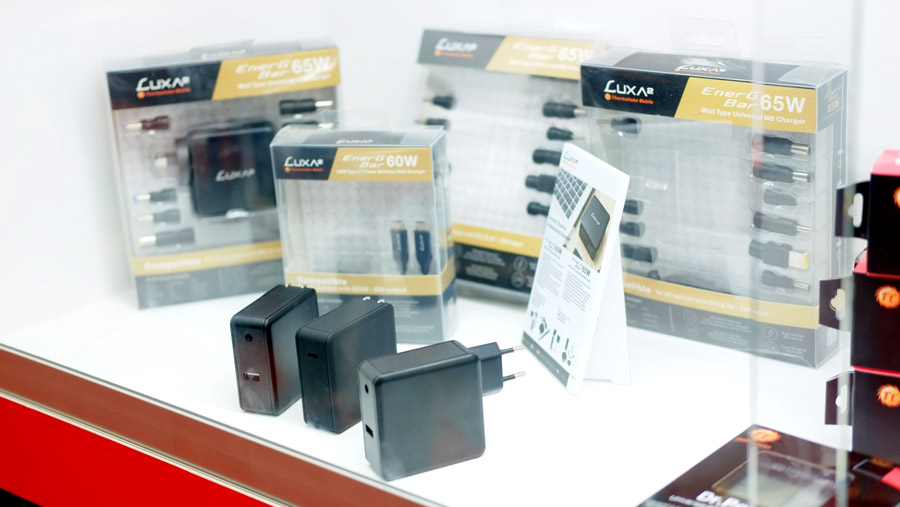 LUXA2 Highlights Classic Mobile Essentials COMPUTEX 2018