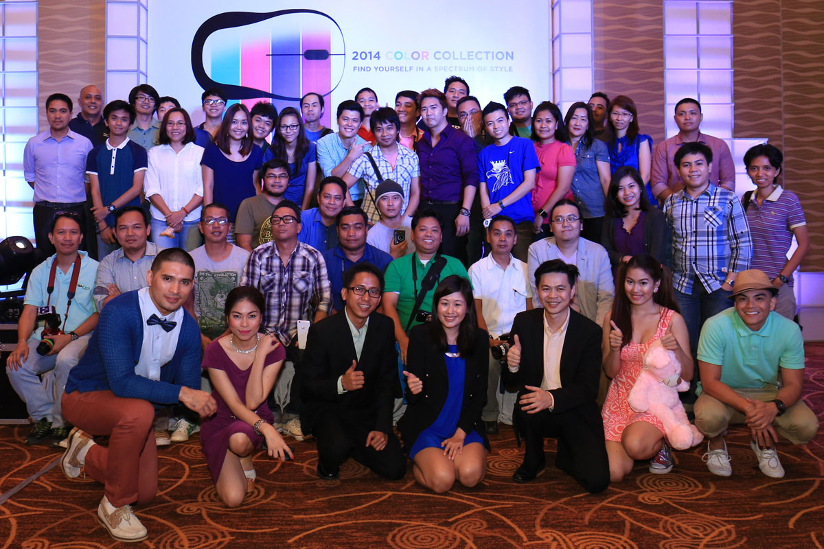 Logitech-Color-COllection-PH-Attendees