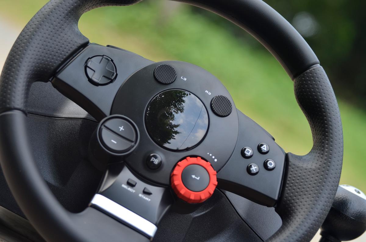 Logitech Driving Force GT Racing Wheel Review