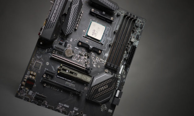 Review   MSI B350 Gaming Pro Carbon ATX AM4 Motherboard