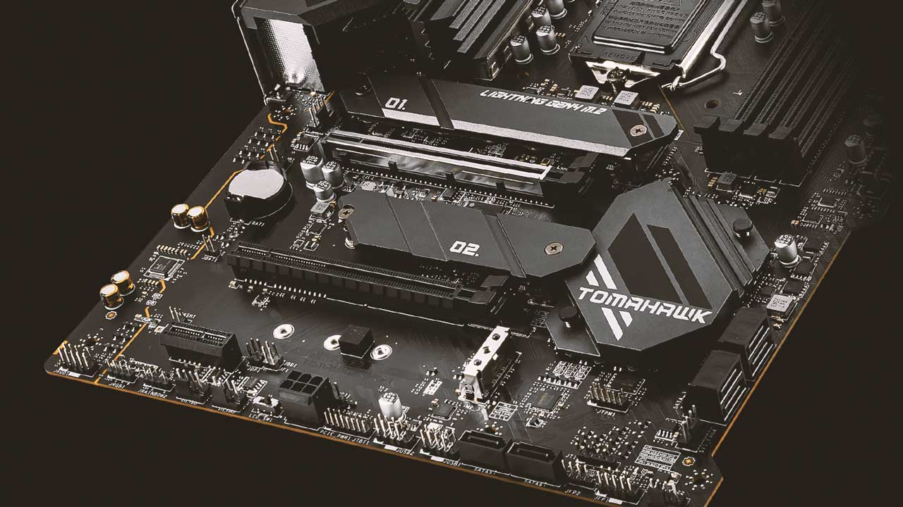 MSI Explains Why Some M.2 Slots are Disabled on Intel B560 Motherboards
