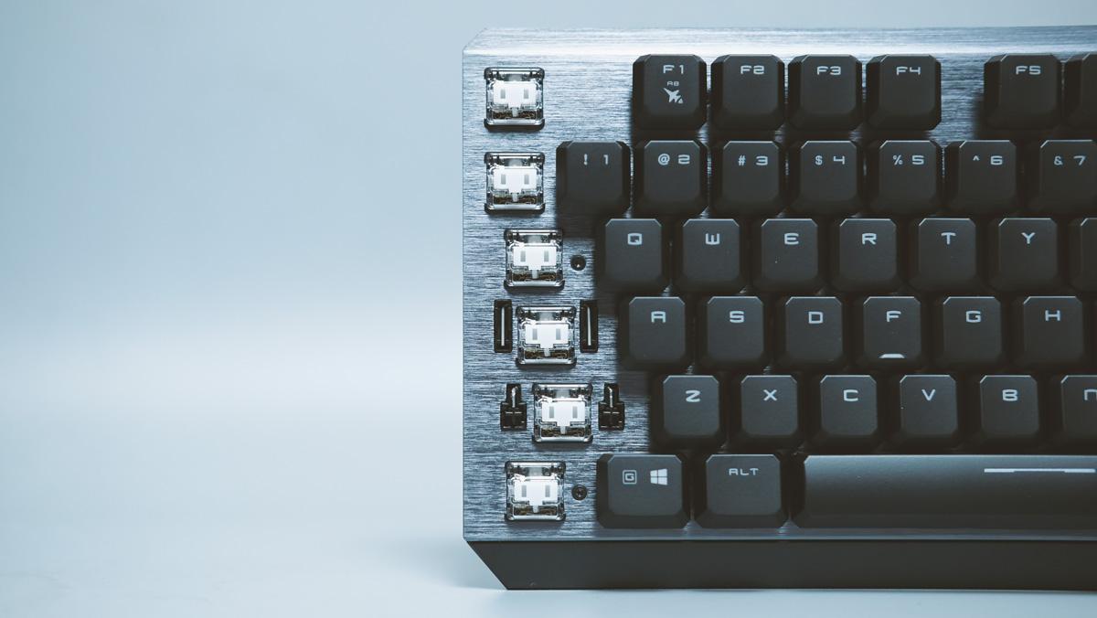 Review | MSI Gaming Vigor GK50 Low Profile Keyboard