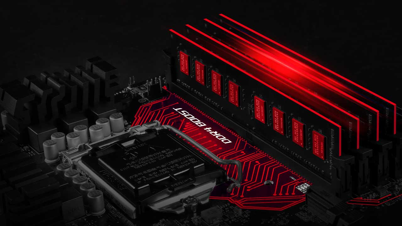 MSI Memory Try It! Allows Custom DRAM Overclocking for B560 Motherboards