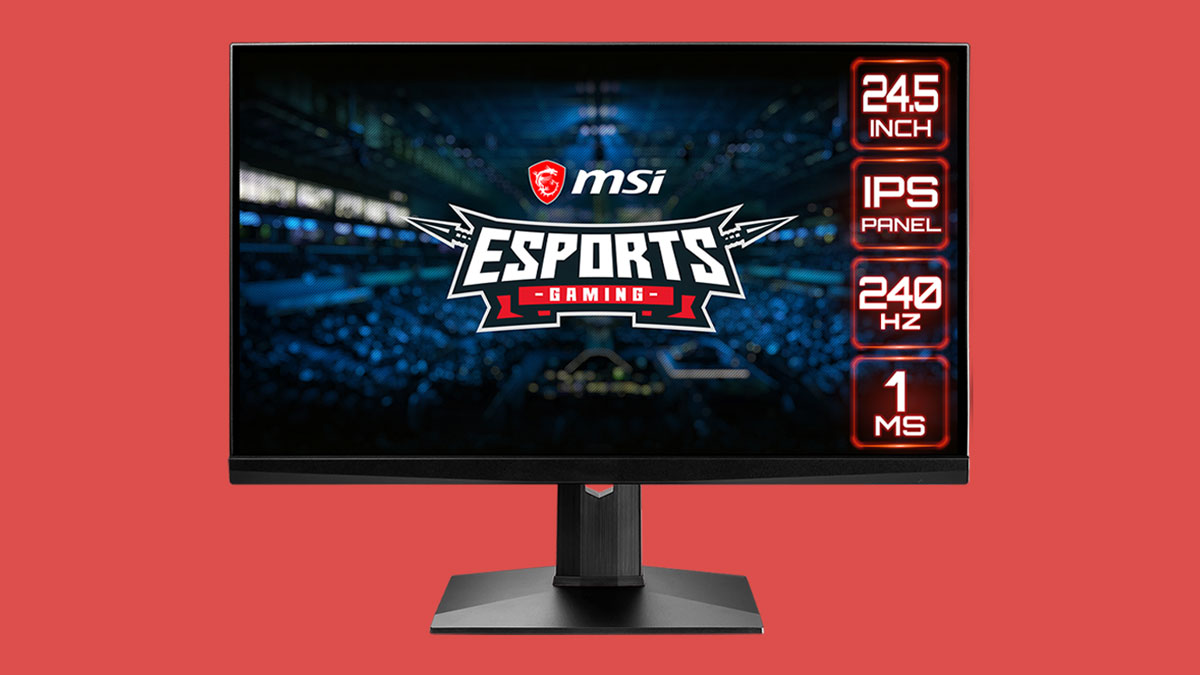 MSI Announces Monitor For Every Gamer Campaign