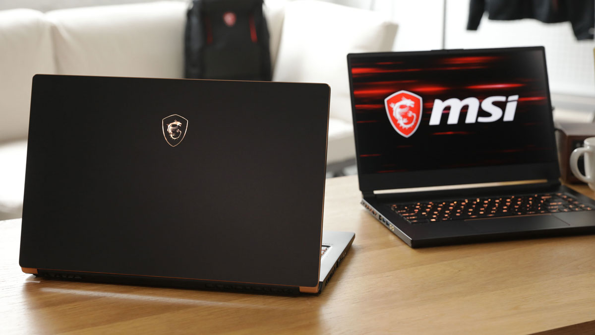 MSI GS65 and GS75 Stealth Now Available for Pre-Order
