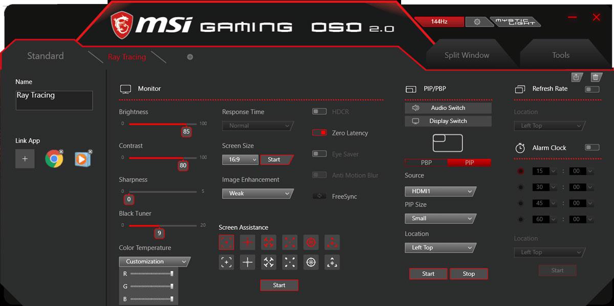 MSI Optix MAG321CQR Benchmark (11)