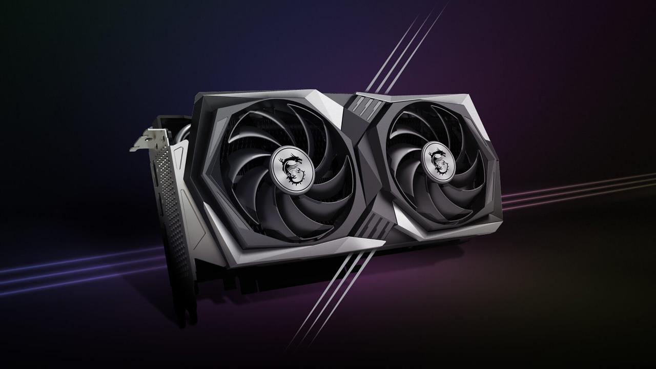 MSI Reveals AMD Radeon RX 6600 XT Models
