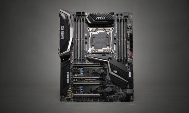 Review | MSI X299 Gaming Pro Carbon AC LGA 2066 Motherboard