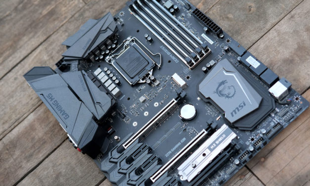 MSI Z270 Gaming M5 Motherboard Review