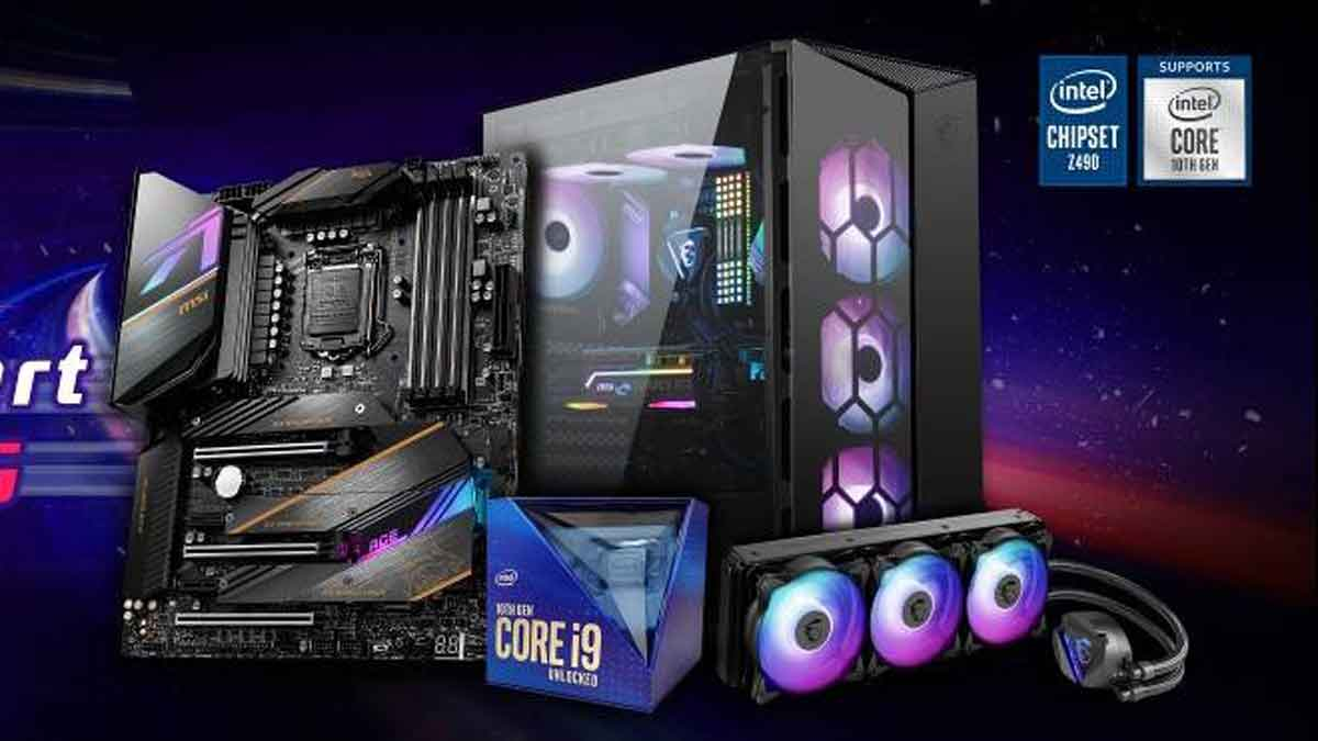 MSI Launches Z490 Combo Deal with Steam Codes