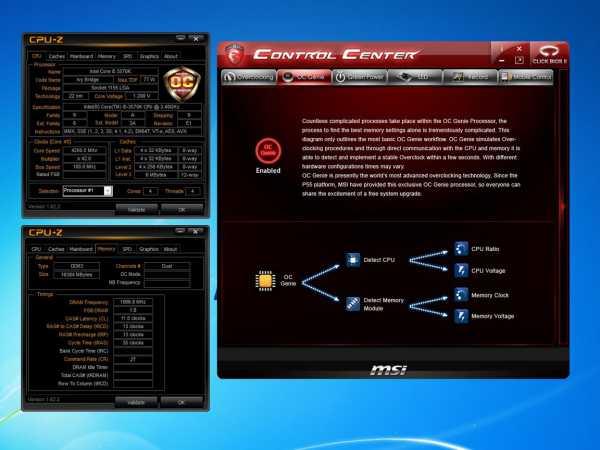 MSI-Z77A-GD45-Gaming-OC-Genie-II