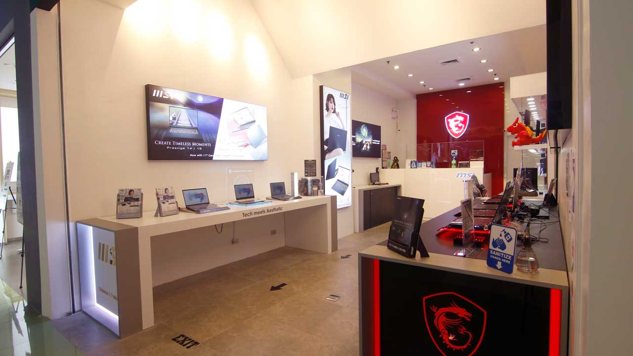 MSI expands Footprint, Re-opens Stores in Metro Manila