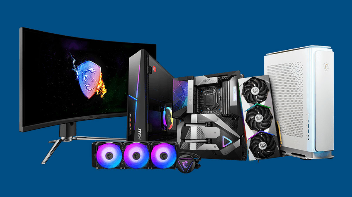 MSI Redefines Brand Focus, Exciting Products Launched at Online Event