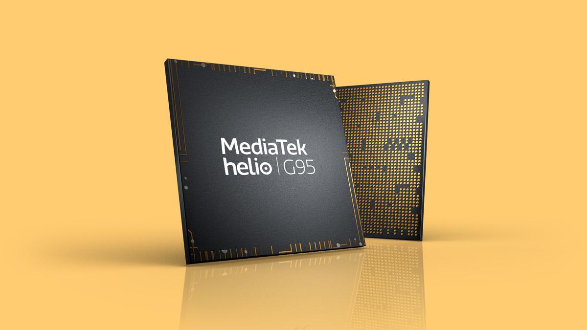 MediaTekUnveils Helio G95: Chip for Premium 4G Gaming Smartphones
