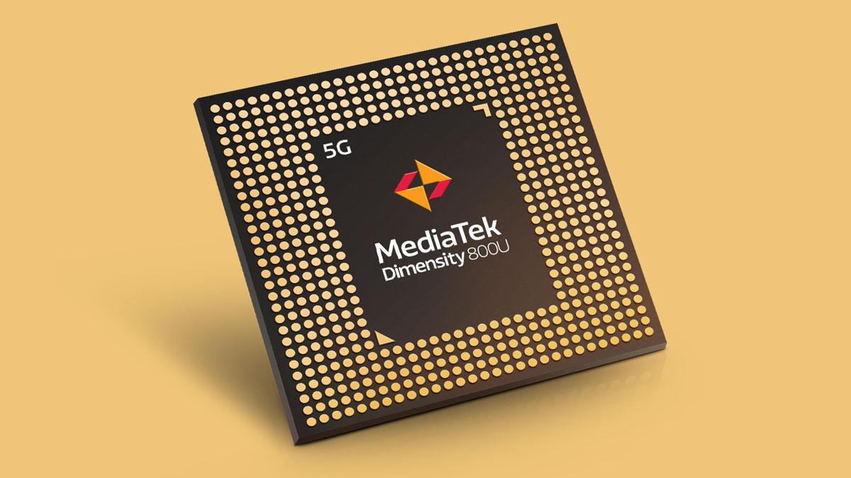 MediaTek Introduces 7nm Dimensity 800U 5G SoC
