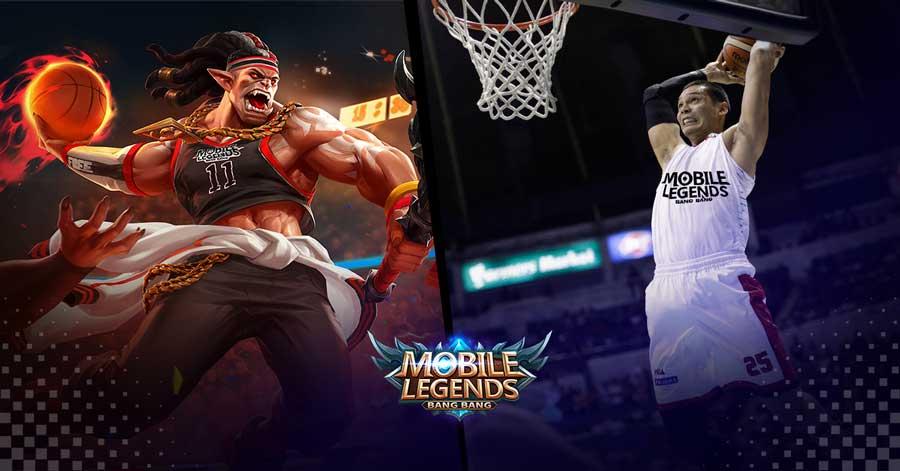 Mobile Legends: Bang Bang Enters The Philippine Basketball