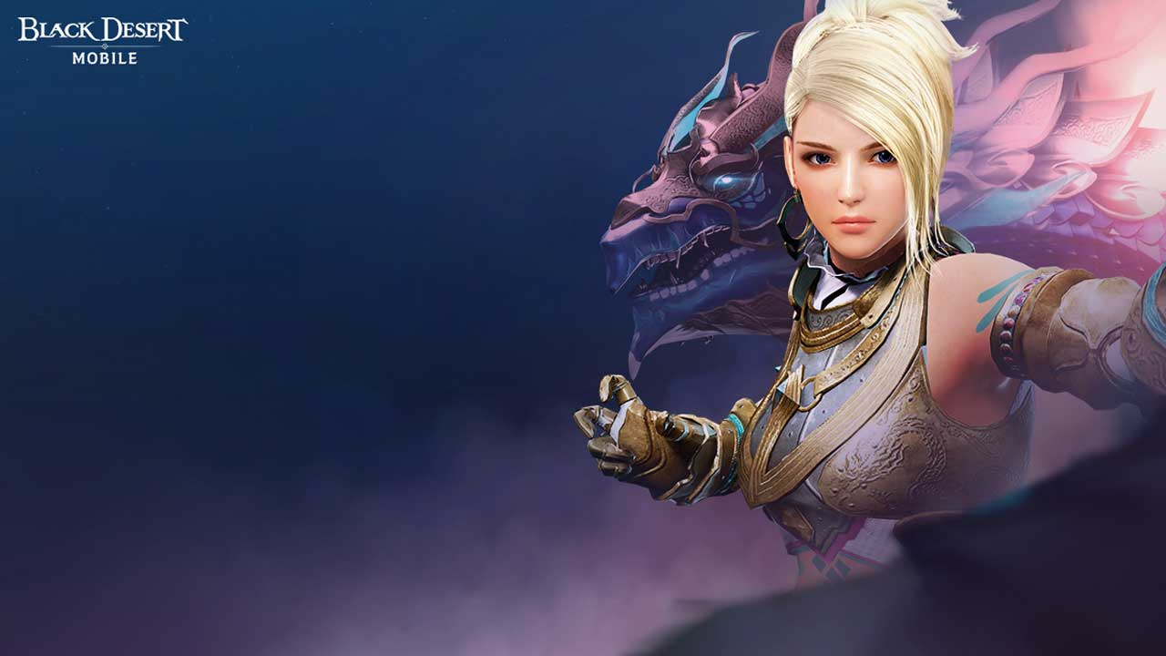 Mystic Class Now Available in Black Desert Mobile