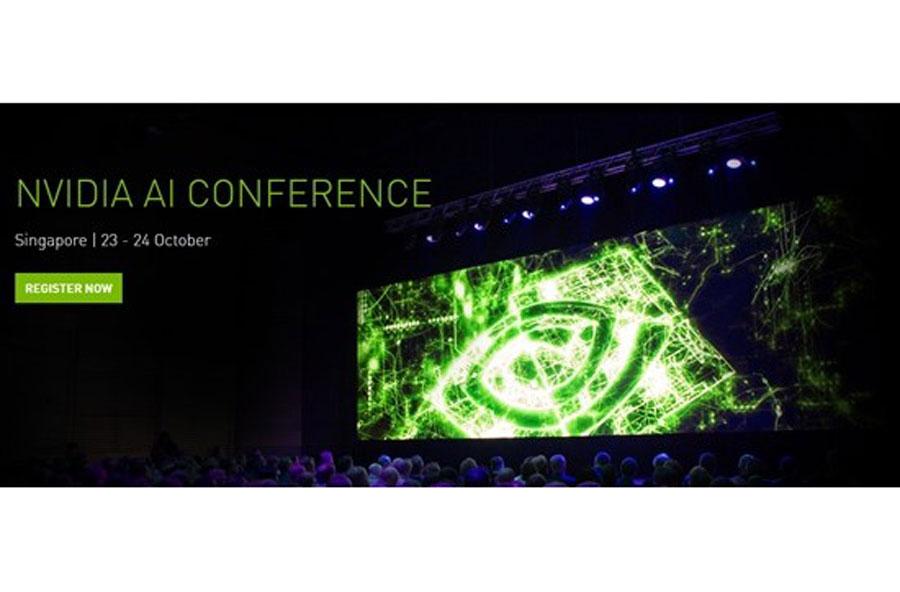 NVIDIA AI Conference to Highlight GPU Deep Learning