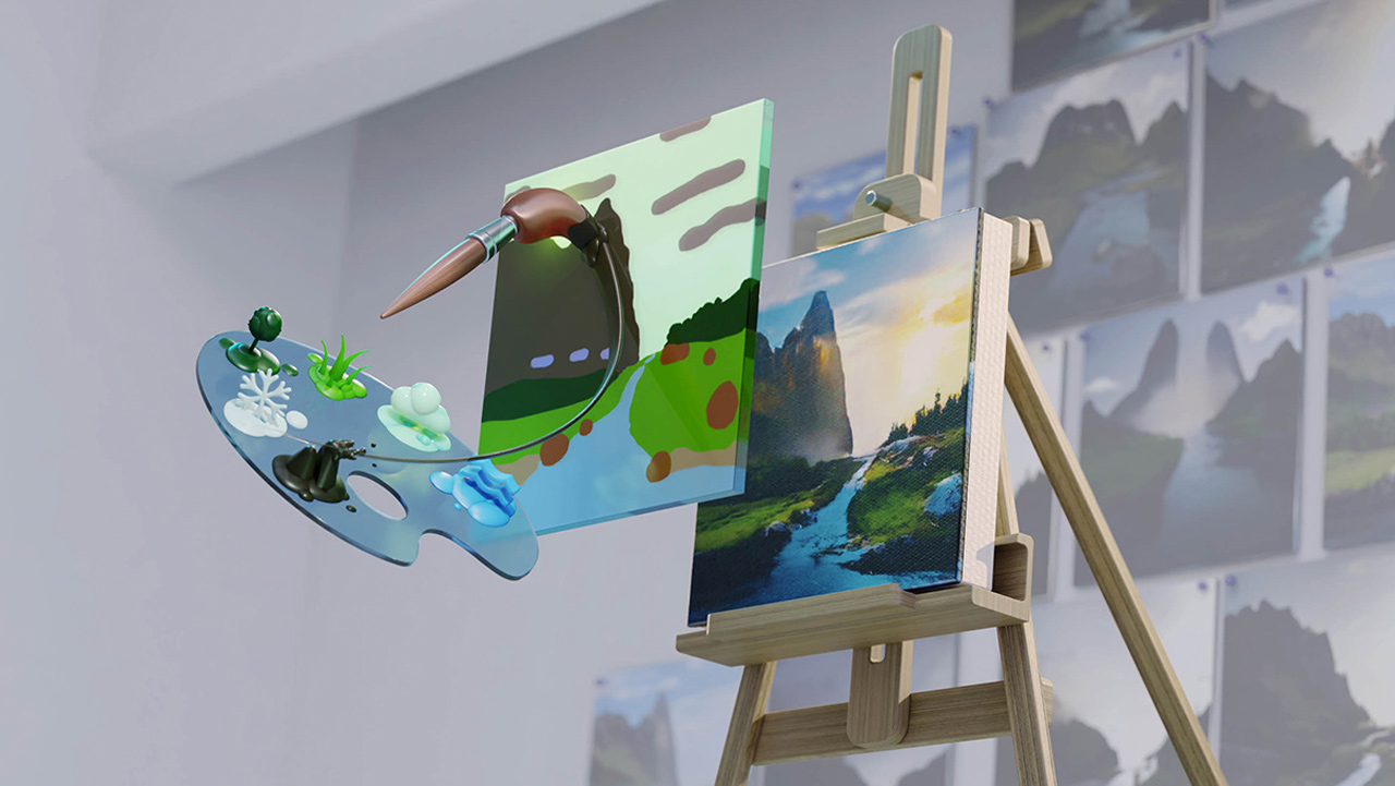 NVIDIA Canvas App Launches in Beta and More