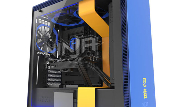 NZXT Unveils the H700i Ninja Edition Case