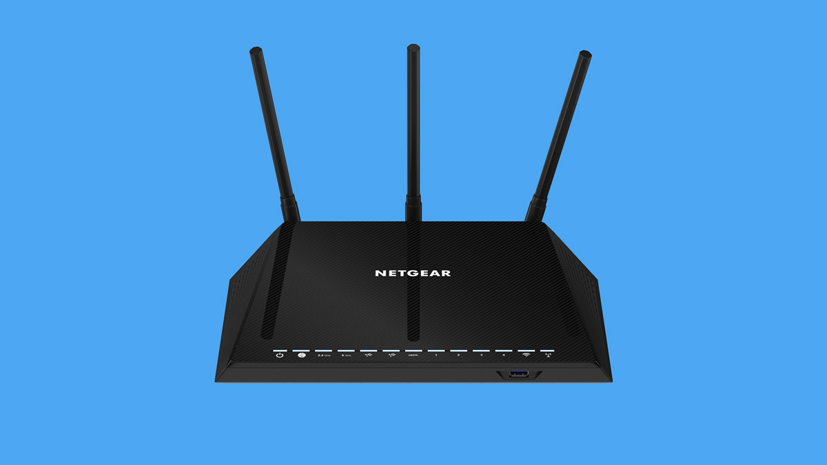 Netgear AC1750 Modem Router Overview