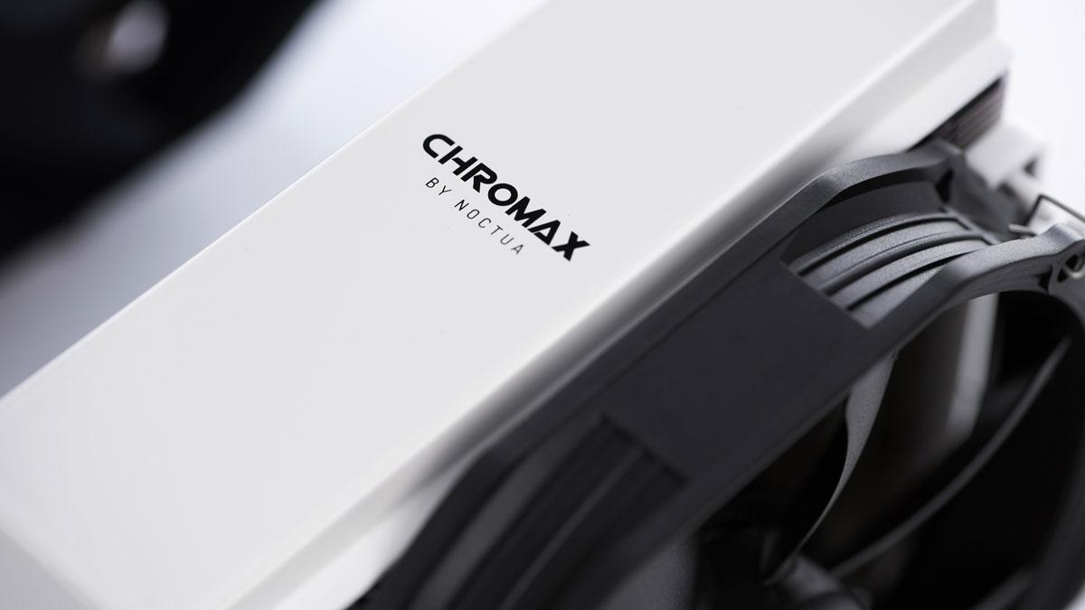 Noctua Presents New Chromax Fan and Heatsink Accessories